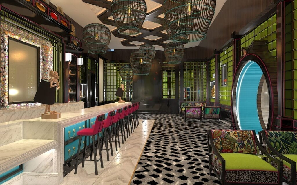 Resorts World Las Vegas - Genting Palace