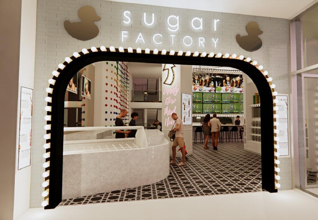 Sugar Factory American Brasserie Mall Entry 1024x709