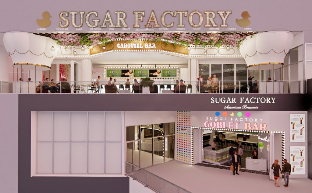 Sugar Factory American Brasserie Overall View 1024x635