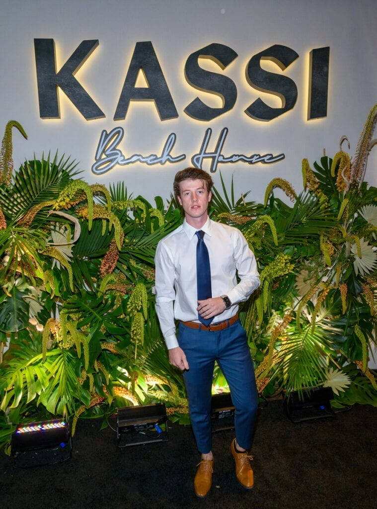 Bryan Williams at Kassi Beach House