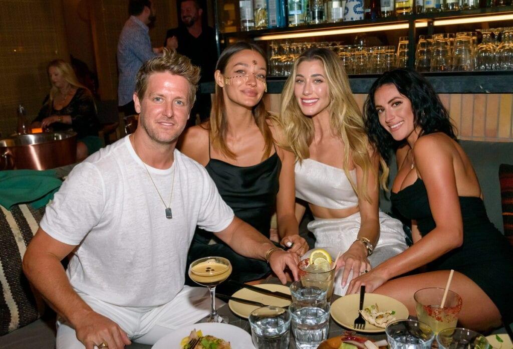 Nick Mathers, Jessica Serfaty, & Friends