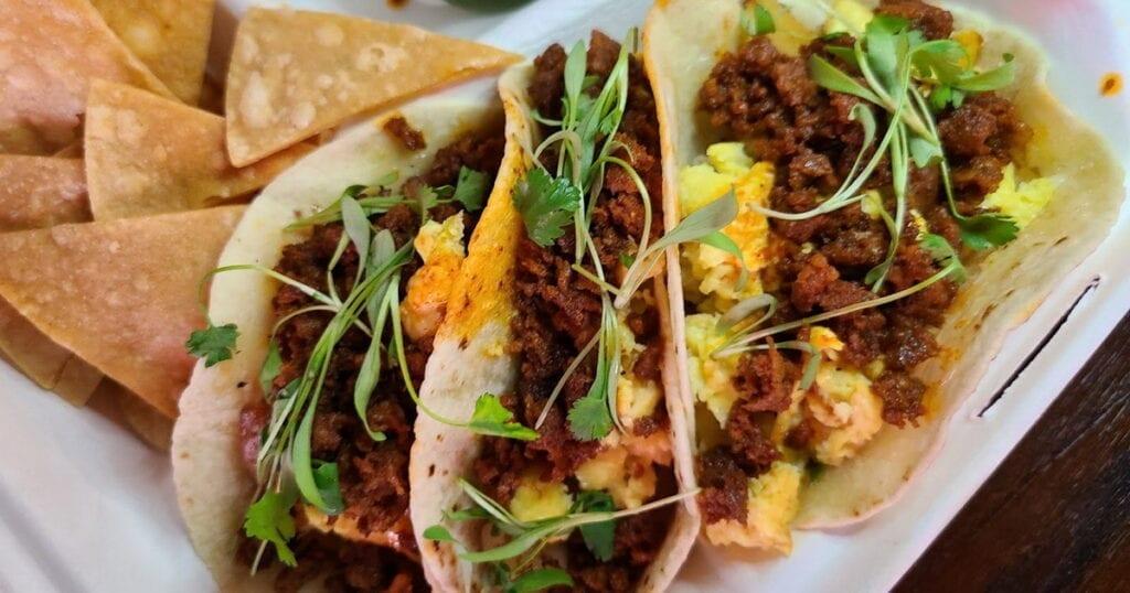El Gallo Breakfast Burritos