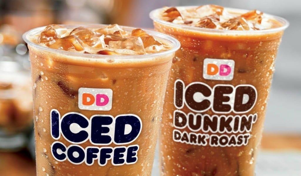 Dunkin' Donuts Iced Coffee