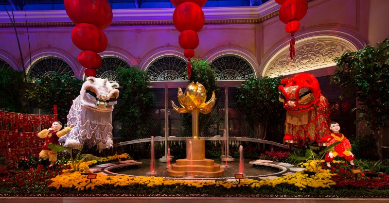 Bellagio_Conservatory_Lunar_New_Year_North_Bed