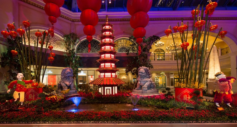 Bellagio_Conservatory_Lunar_New_Year_South_Bed