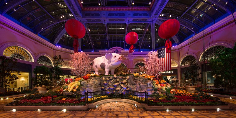 Bellagio_Conservatory_Lunar_New_Year_West_Bed