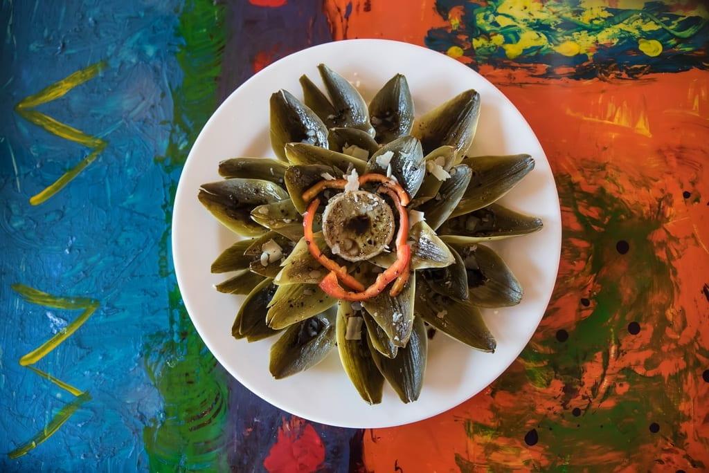 Artichoke at Pasta Shop Ristorante