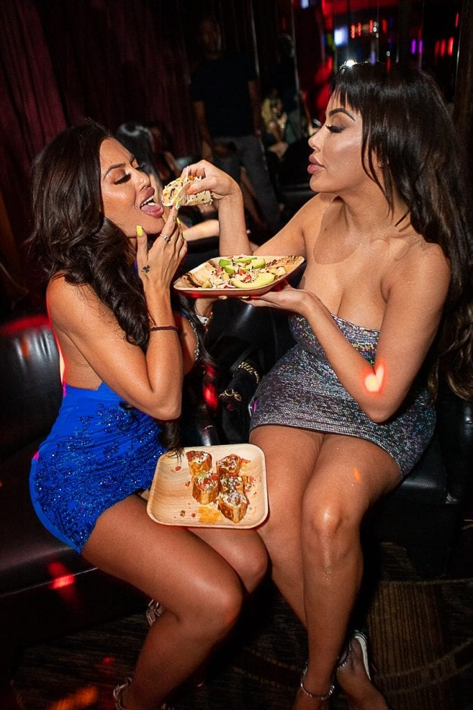 BBB Love Feeds Toochi Kash Tacos
