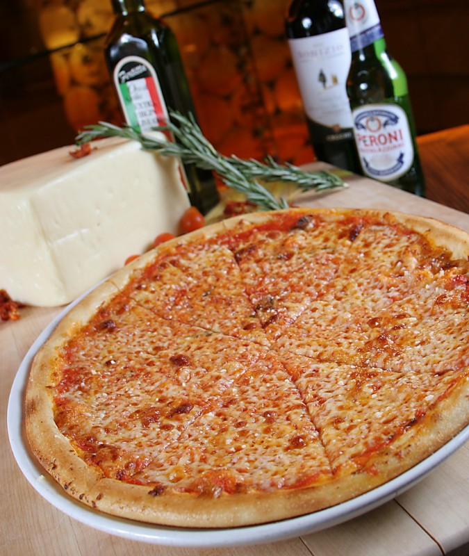 TREVI-Cheese-Pizza