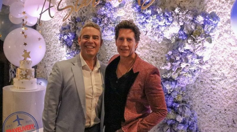 Andy Cohen and Bruce Bozzi Jr.