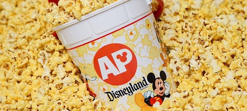 Annual Passport Popcorn