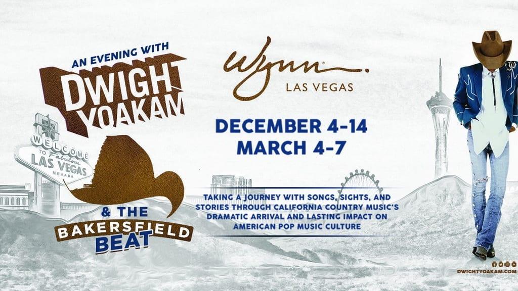 Dwight Yoakam at Wynn Las Vegas