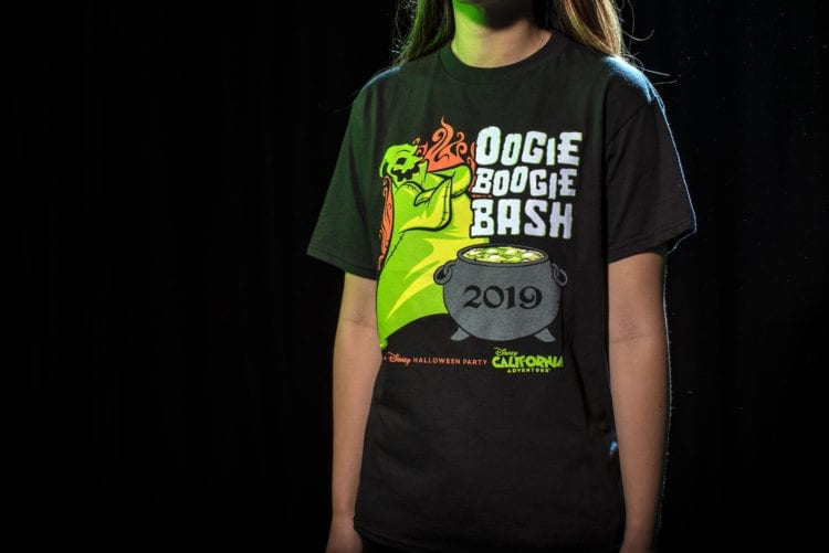 Halloween Time – Oogie Boogie Bash Youth Tee