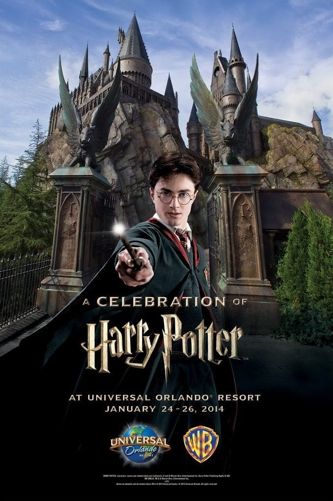 Harry Potter Celebration Hosted by Universal Orlando Resort