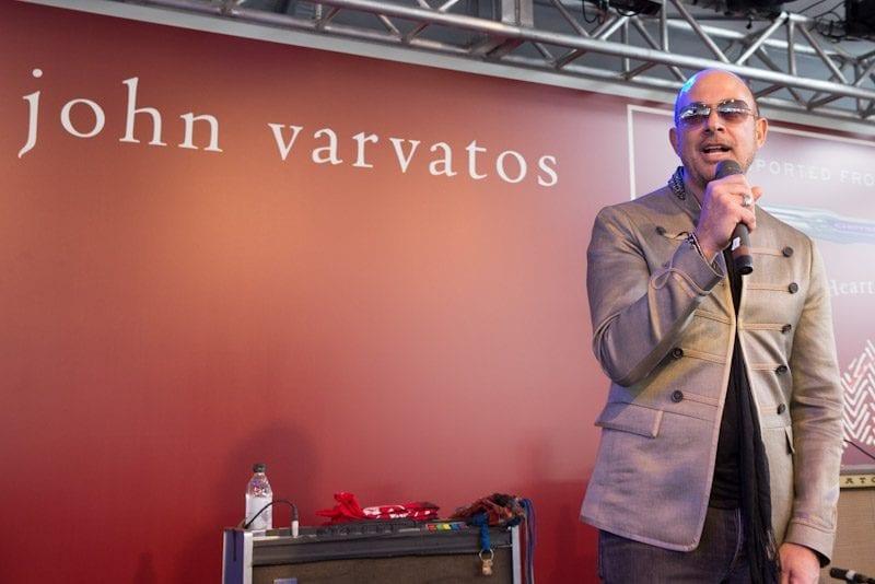 John Varvatos at John Varvatos 11th Annual Stuart House Benefit