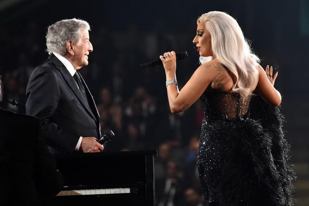 Lady Gaga & Tony Bennett's Cheek To Cheek at The Wiltern
