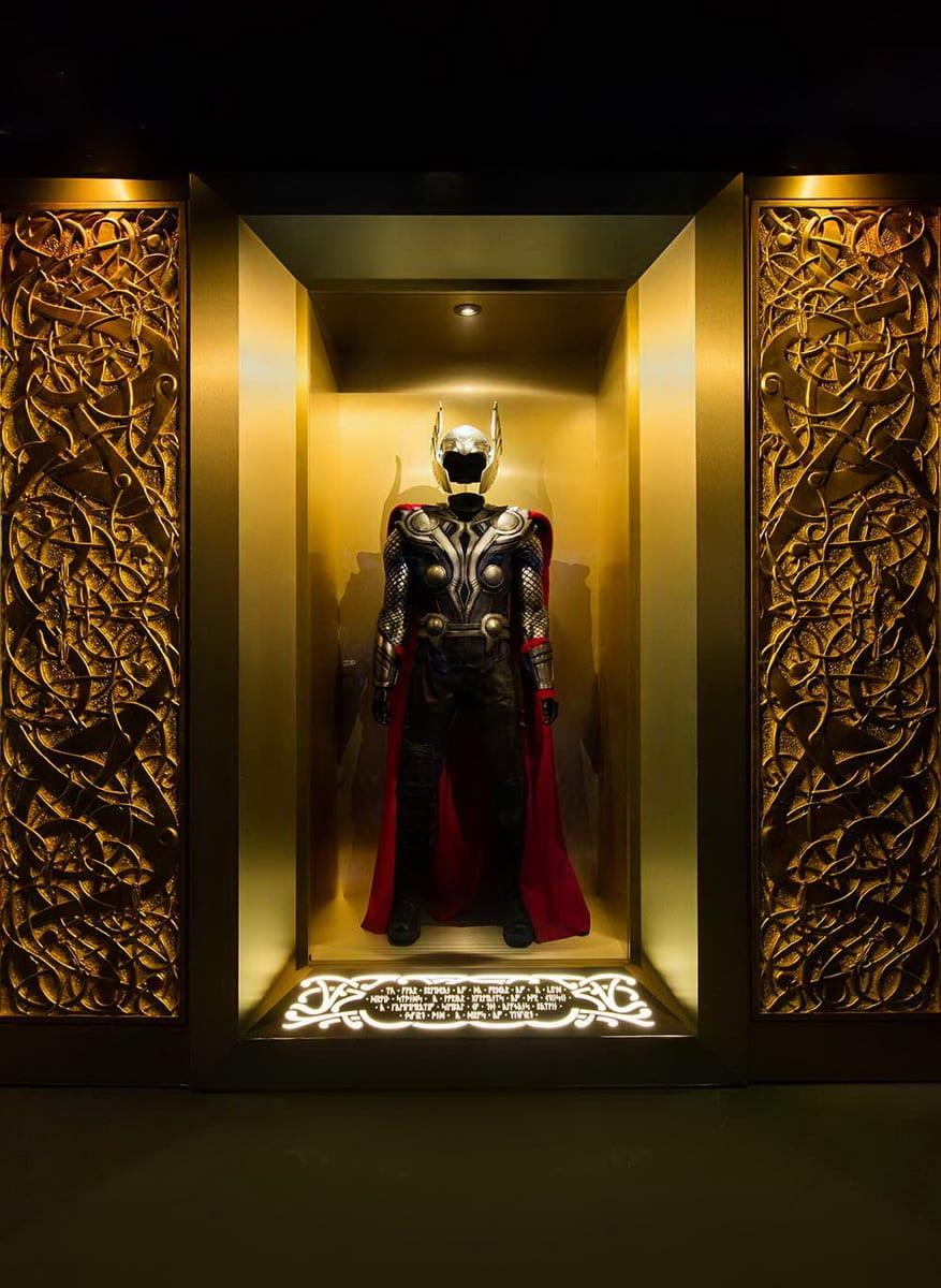 Marvel Avengers STATION