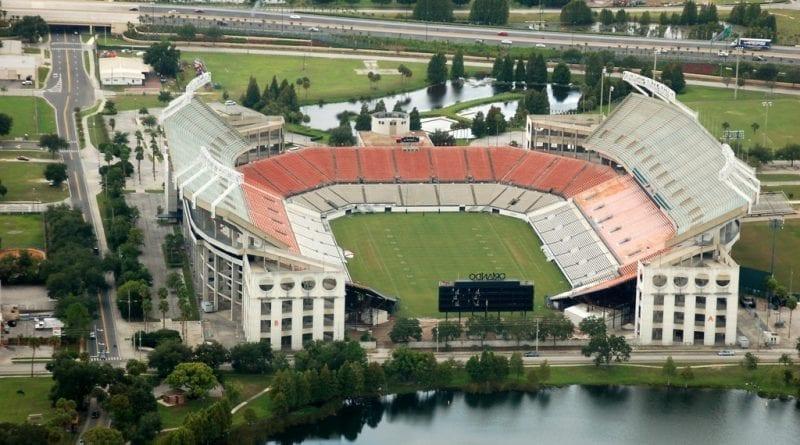Orlando Citrus Bowl Stadium