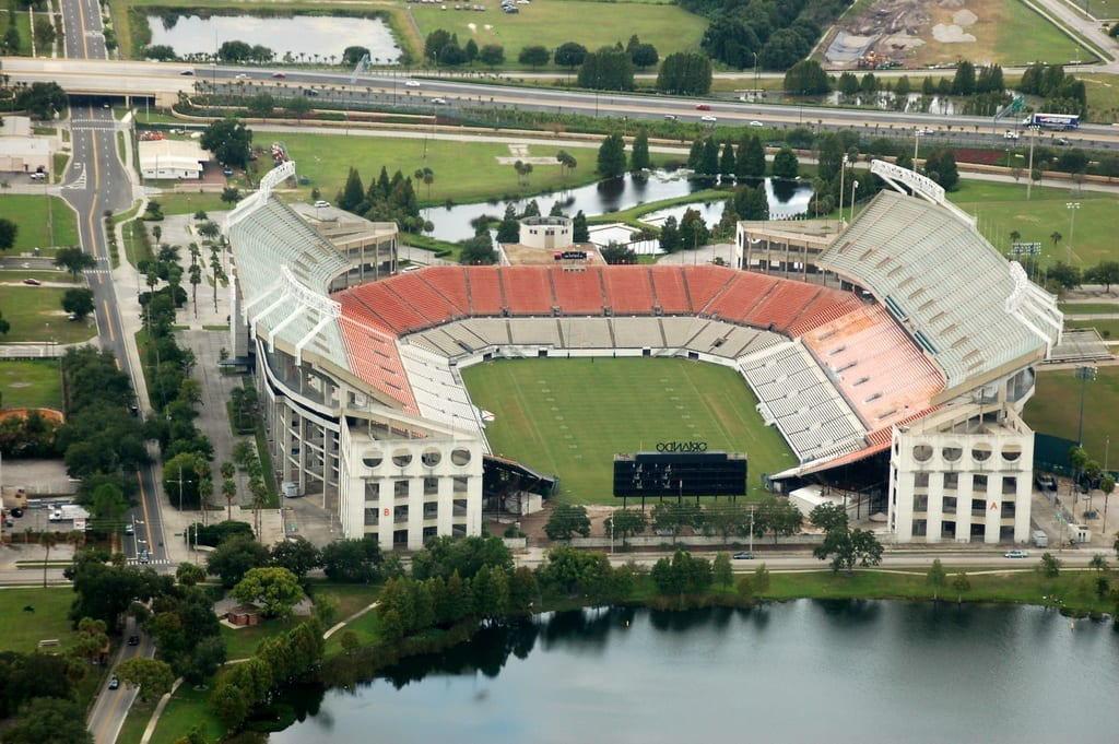 Orlando Citrus Bowl Stadium