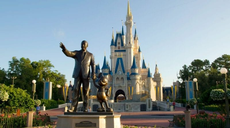 Walt Disney World Magic Kindom