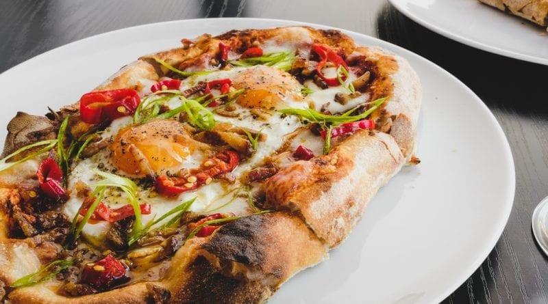 Pane Frattau Pizza