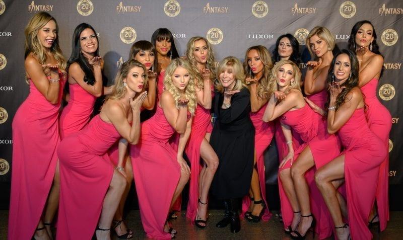 FANTASY Cast with Anita Mann