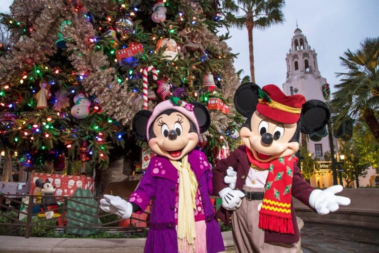 Holidays at Disneyland Resort