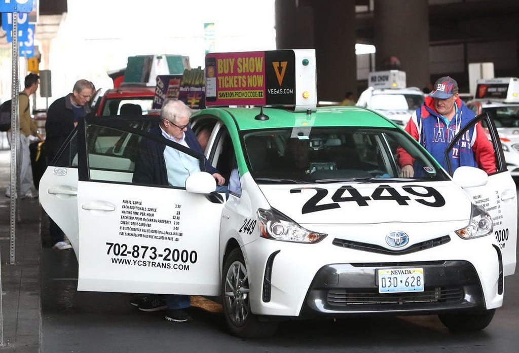 Las Vegas Taxi Cabs