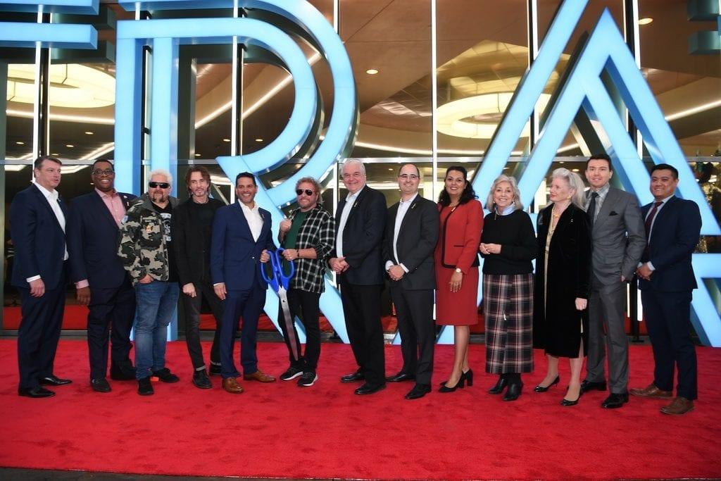 Celebrities at The STRAT Hotel, Casino & SkyPod