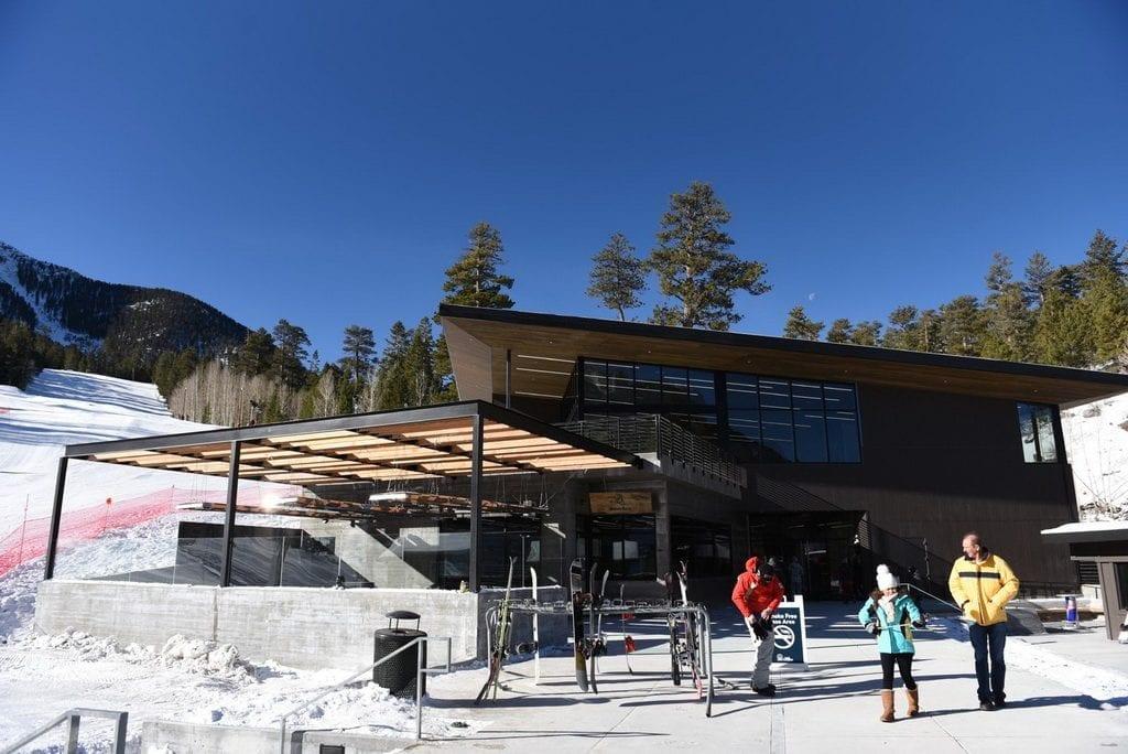 Lee Canyon's Hillside Lodge