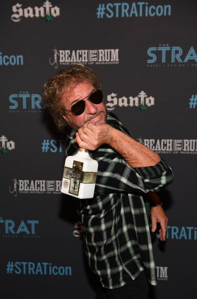 Sammy Hagar at The STRAT Hotel, Casino & SkyPod