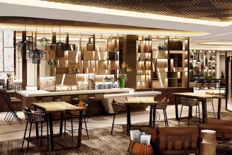 JW-Marriott-Orlando-Bonnet-Creek-Resort-Spa-Lobby-Library