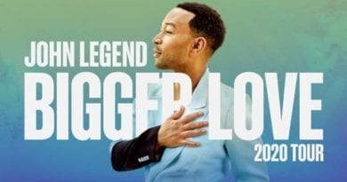 John Legend Tour