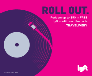 TRAVELIVERY & Lyft