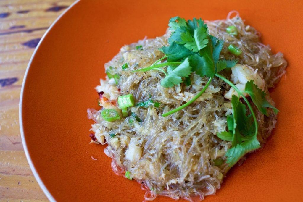 Crab Cellophane Noodles