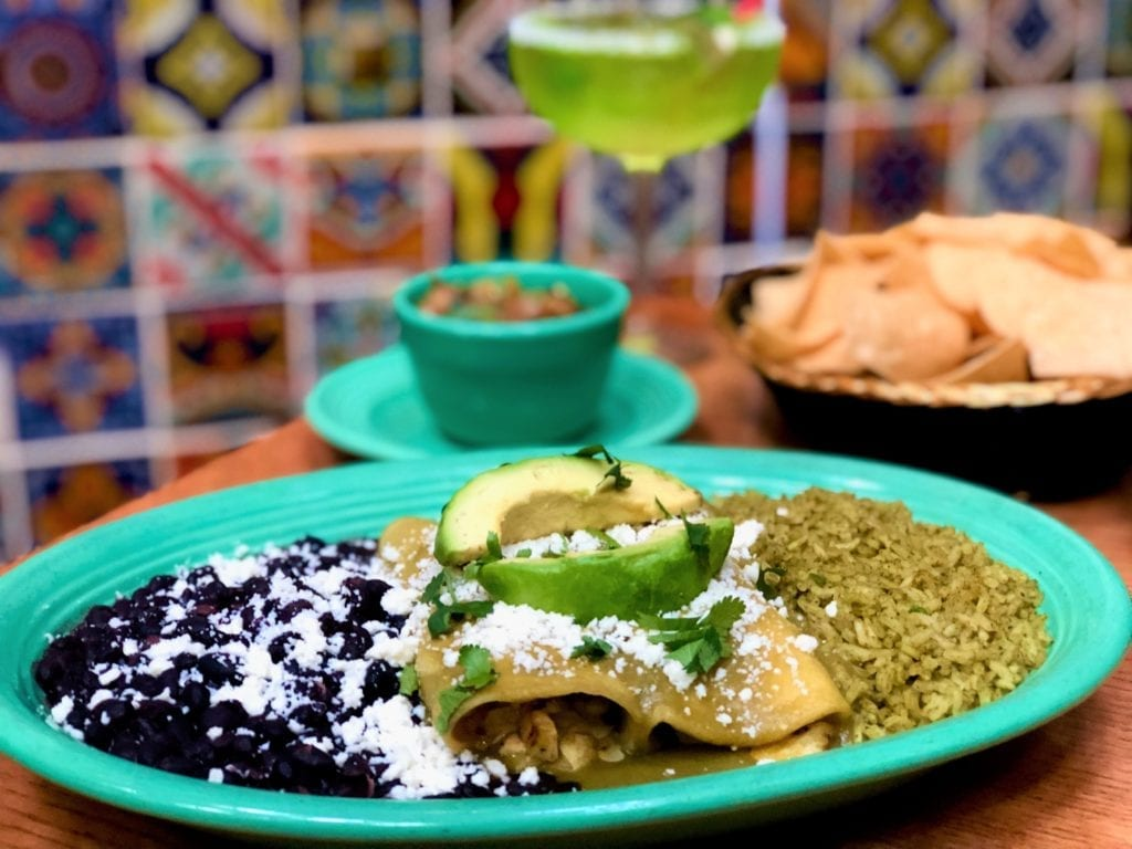 St. Patrick's Day at Pancho's Mexican Restaurant