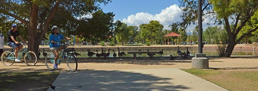 Clark County Parks & Recreation - Sunset Park