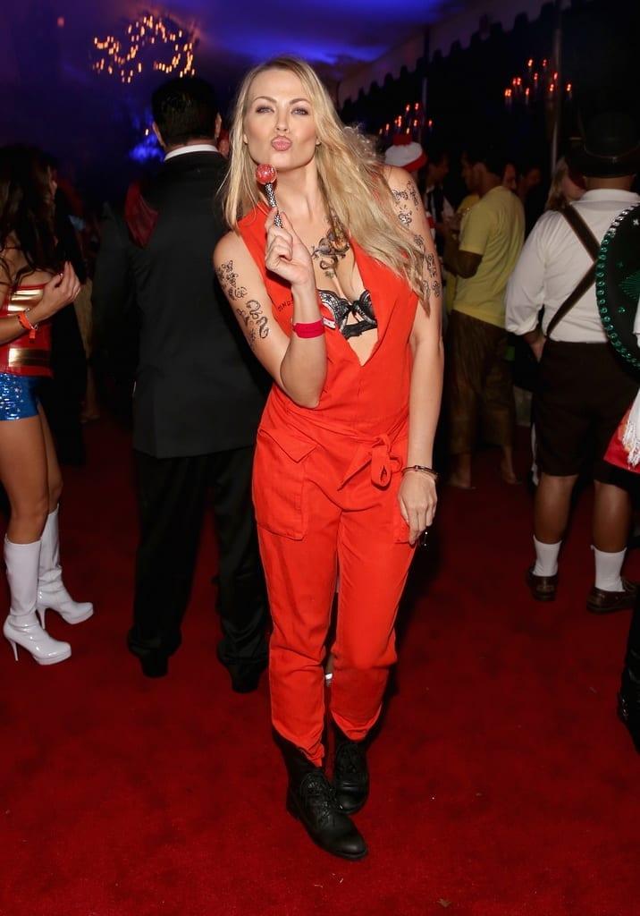 Irina Voronina - Playboy Playmate with Sugar Factory Pop