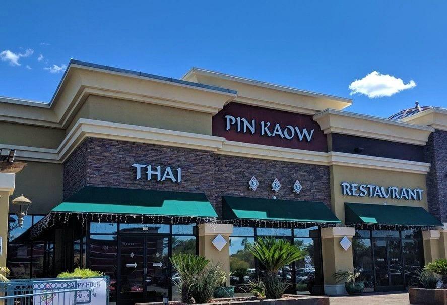 Ls Vegas Restaurant - Pin Kaow Thai Eastern Exterior