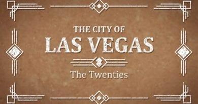 The City of Las Vegas, The Twenties