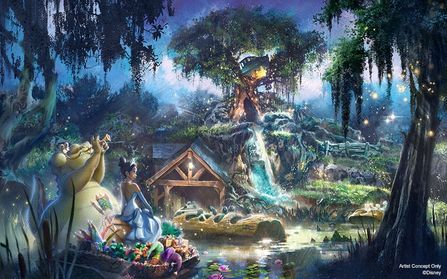 Princess Tiana is Coming to Disneyland Park & Magic Kingdom Park