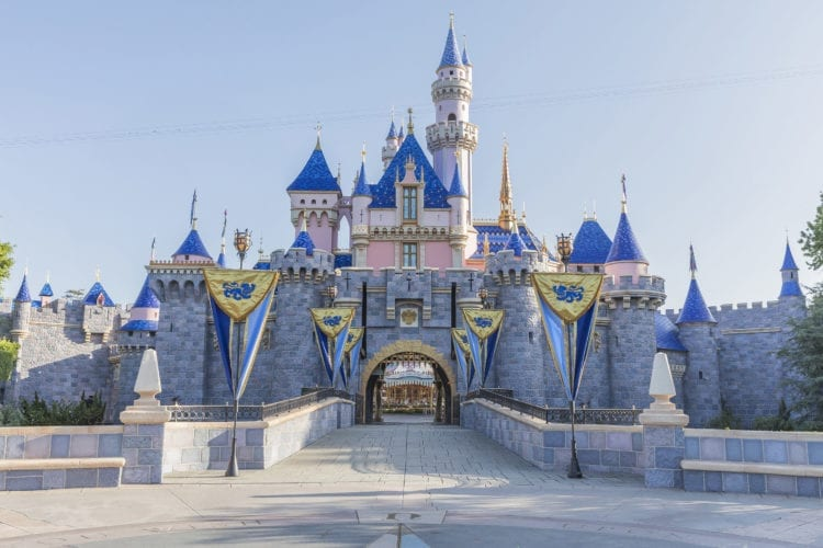 Sleeping Beauty Castle at Disneyland Park Reopens Following Stunning Refurbishment