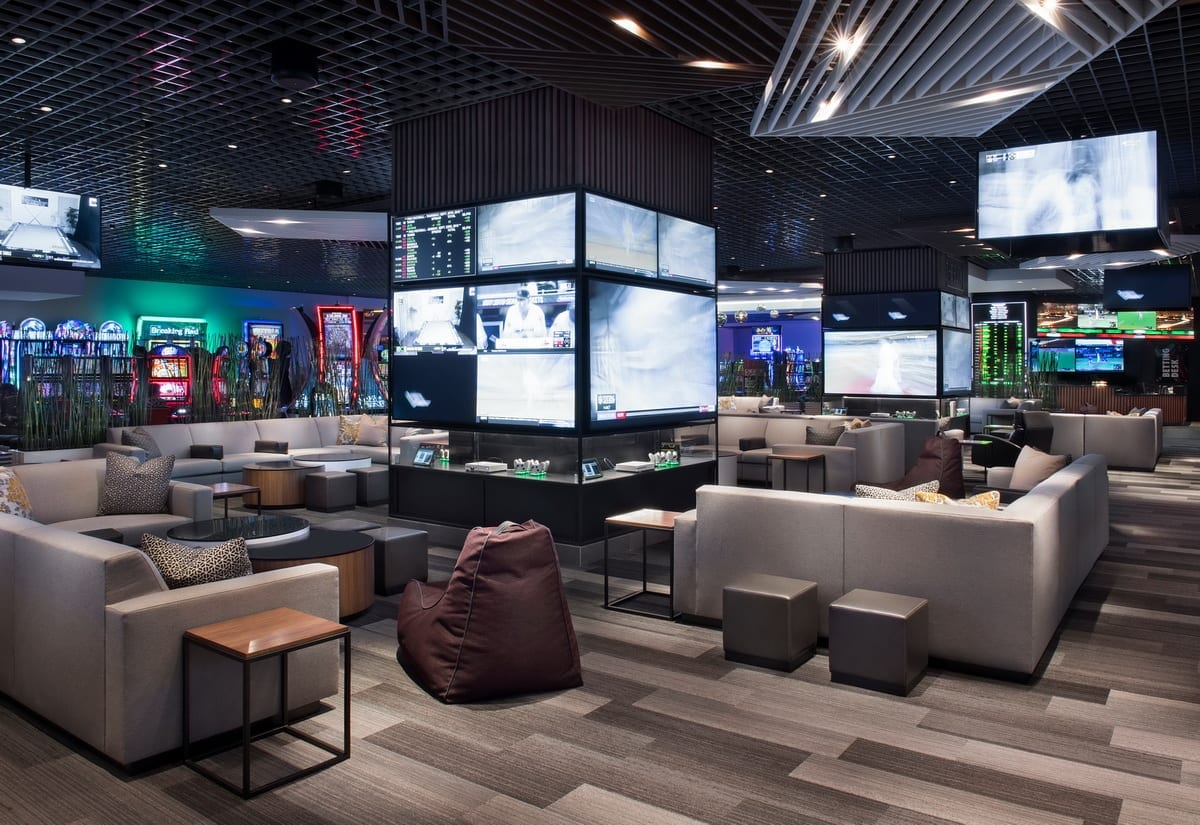 Casino Floor - The Fan Cave