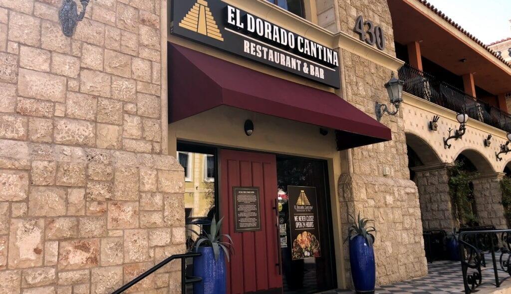 El Dorado Cantina - Exterior - Featured