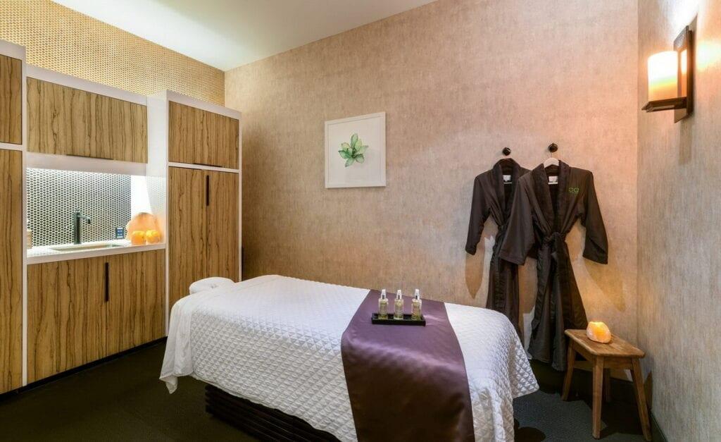 Treatment Room at Spa at The LINQ