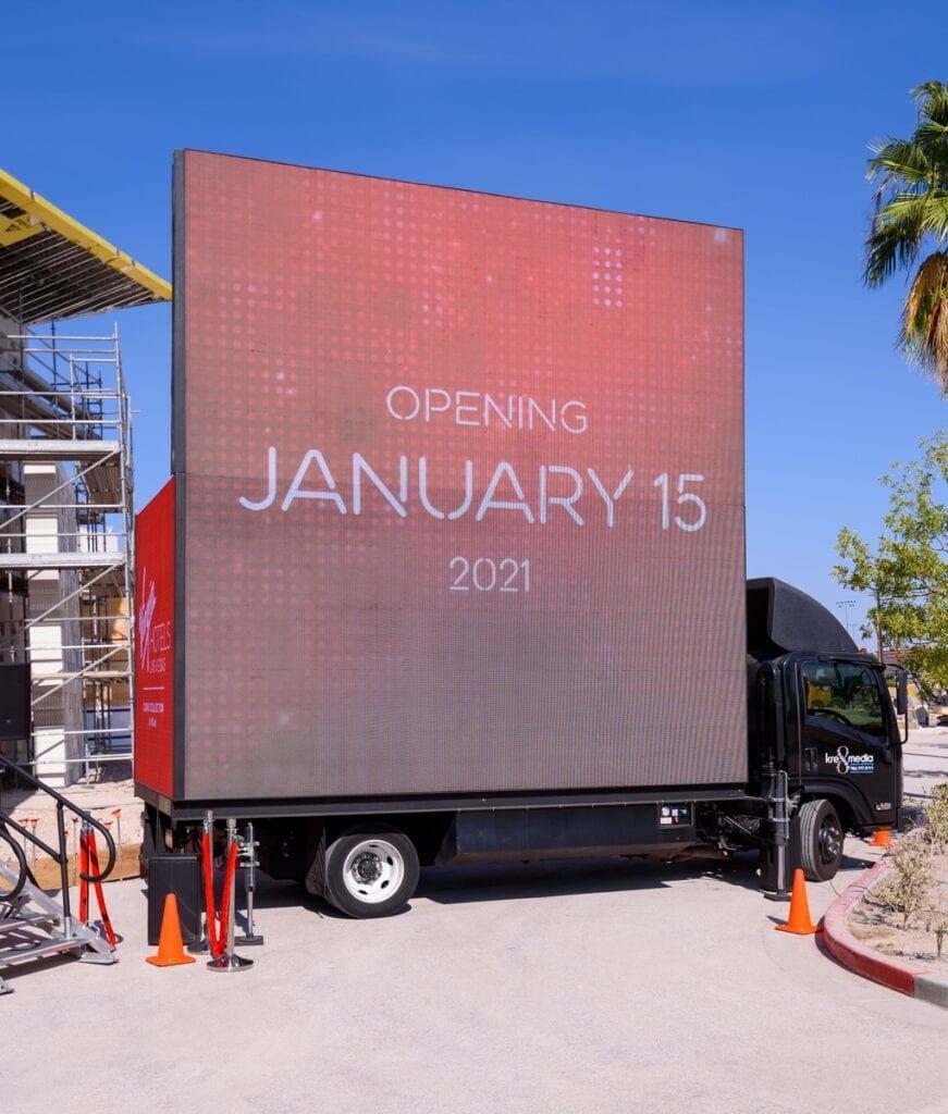 Virgin Hotels Las Vegas Announces Grand Opening