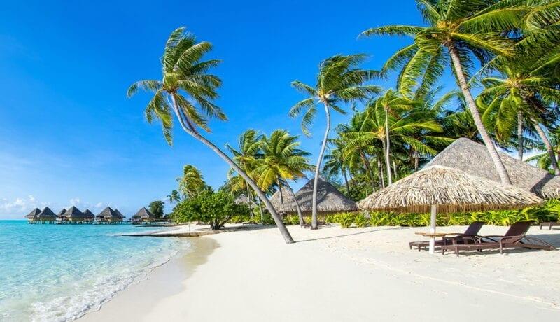Caribbean and Mexico Beach