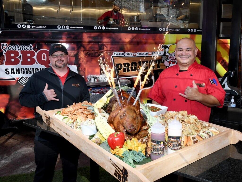 Circa's Project BBQ serves up authentic Carolina barbecue