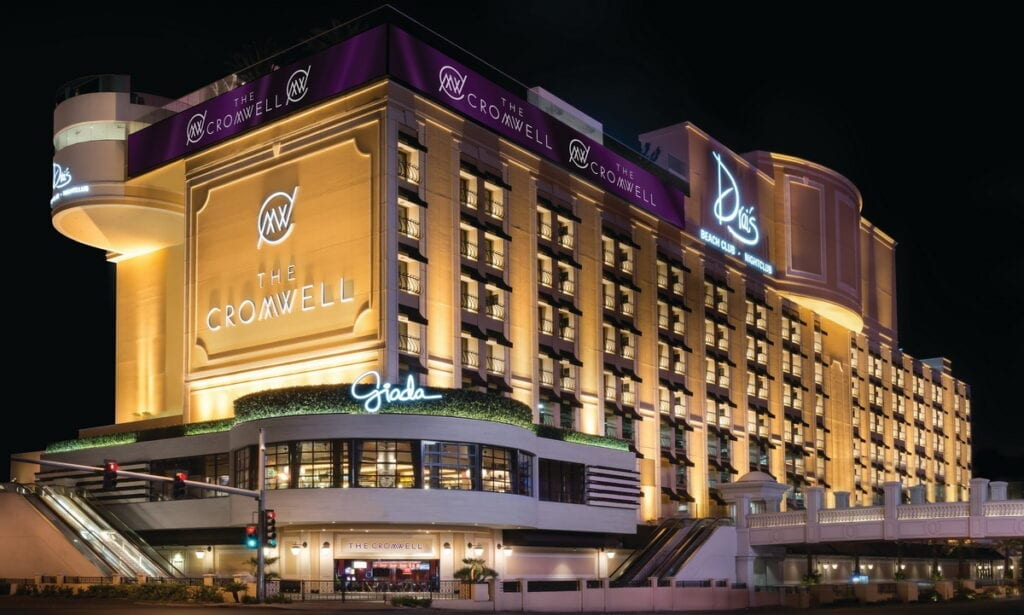 The Cromwell at Night