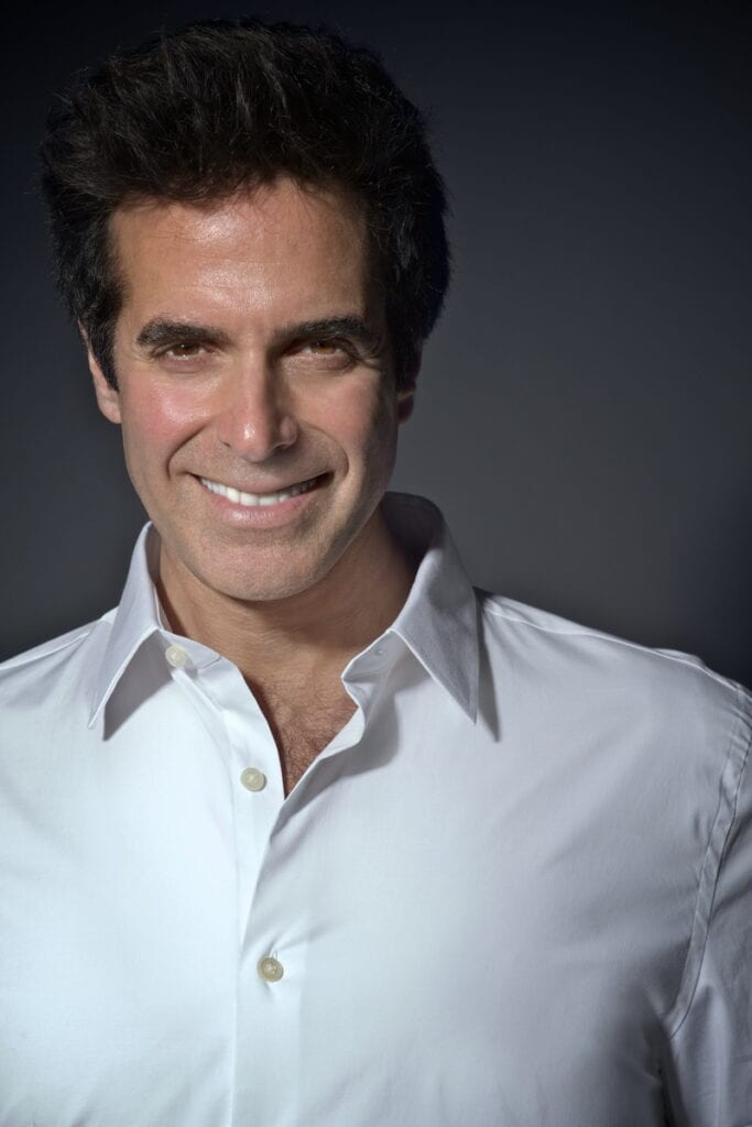 David Copperfield - MGM Resorts